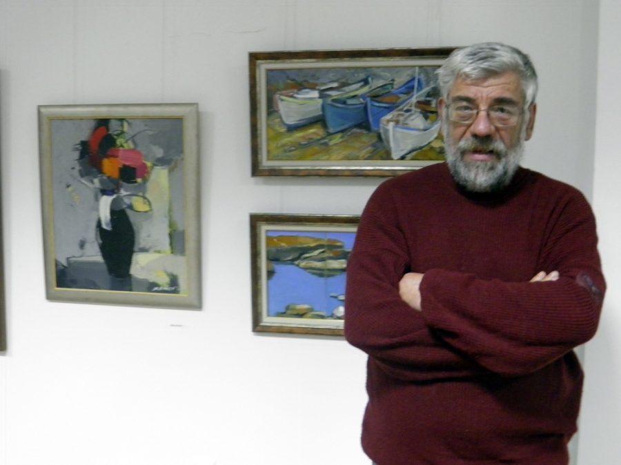 Напусна ни художникът Миню Бонев