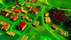 Военна фотографска техника прави реални 3D карти за минути