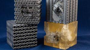3D принтерите вече правят бронежилетки и танкови брони с решетъчна структура- какво следва?