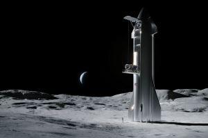 SpaceX и Blue Origin ще вземат участие в инициативата на НАСА за доставка на товари на повърхността на Луната