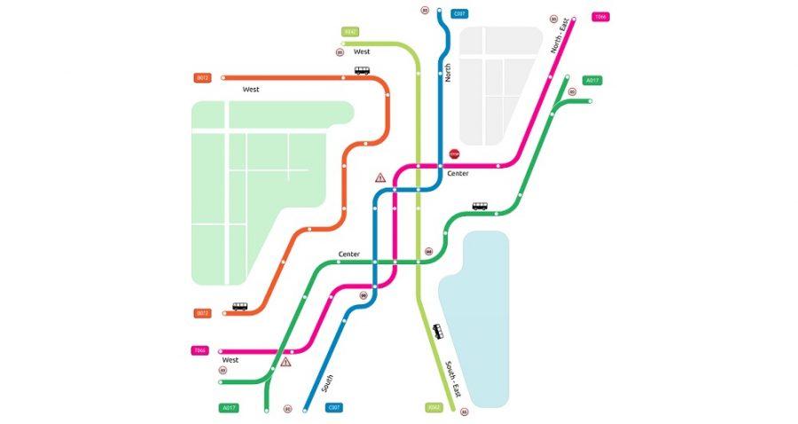 Нова транспортна схема на Габрово