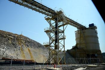 DPM увеличи производството на злато с новия проект край Крумовград