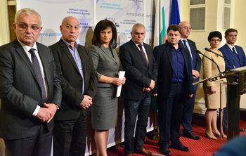 Управляващите се отблагодариха на Цацаров – номинираха го за председател КПКОНПИ