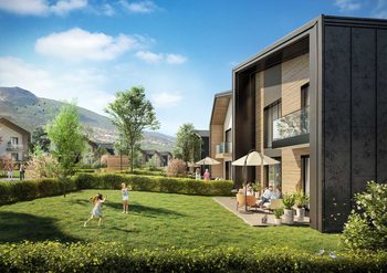 River Park – жилищен комплекс от ново поколение