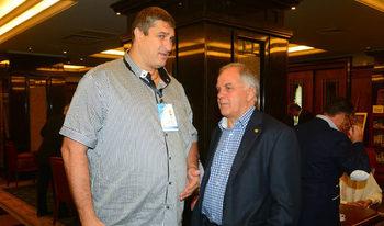 Любомир Ганев очаква да бъде изключен от ръководството на волейболната федерация