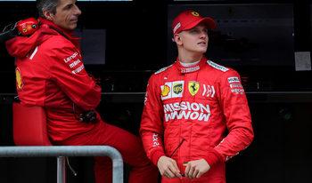 Влизане във Формула 1 не стои на дневен ред за Мик Шумахер