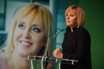 След загубата в София Манолова заяви, че ще работи за промяна на модела в България