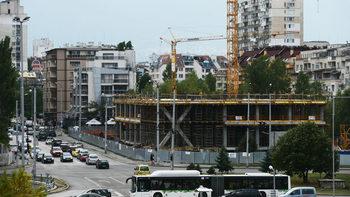 Расте броят на издадените разрешителни за строеж, но не и за жилищни сгради