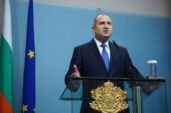 Румен Радев: Очаквам истинско състезание за главен прокурор, а не формална процедура (пълен текст)