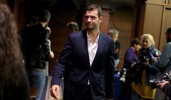 Григор Димитров за плановете за академия в София: Все още нямам терен