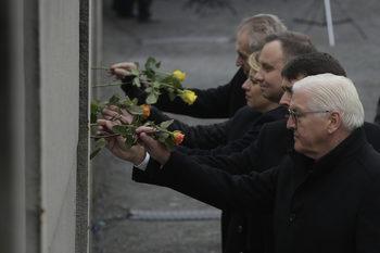 Президентът на Германия отбеляза 30 години от падането на Берлинската стена