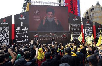 """""""Хизбула"""" блокира съставянето на технократския кабинет, искан от ливанците"""