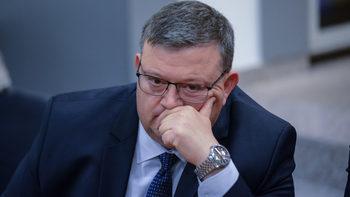 """Цацаров избегна отговора кои са двете сгради, в които се избират """"тримата големи"""""""