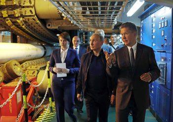Путин допусна прекъсване на транзита на газ през Украйна след 31 декември