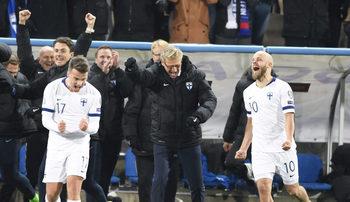 Финландия сбъдна голямата мечта за Евро 2020, България ще чака пролетта