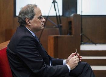 Каталунският премиер е на съд за неподчинение