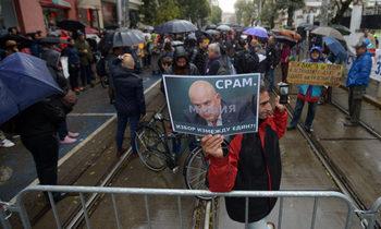 Гешев: 60 души протестират срещу мен, аз мога да изкарам 120 роднини и приятели