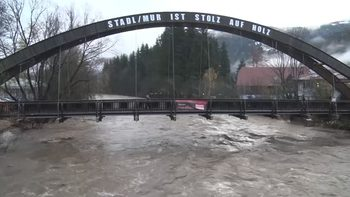 Австрия ще обяви бедствено положение в няколко района