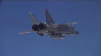 """Русия е тествала в Арктика хиперзвуковата ракета """"Кинжал"""""""