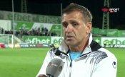 Акрапович: Ще се опитаме да се изкачим на второто място