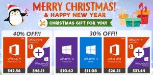 Весела Коледа! Goodoffer24 предлага безплатен ОЕМ ключ за Windows 10 Pro