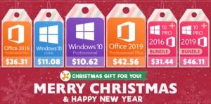 GoodOffer24 със супер предложения за Коледа: Windows 10 Pro за $10 и специални XMAS кодове с отстъпки