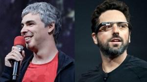 Основателите на Google Лари Пейдж и Сергей Брин се отказаха да ръководят Alphabet