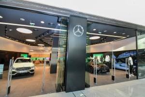 Първият магазин на Mercedes-Benz в България отвори врати