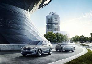 BMW iX3 идва през 2020 година