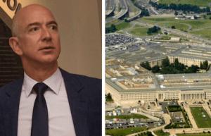 Джеф Безос иска да работи върху повече поръчки за Пентагона