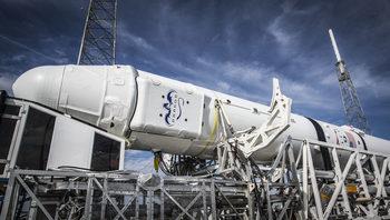 SpaceX изстреля експериментална втора степен на ракетата Falcon 9