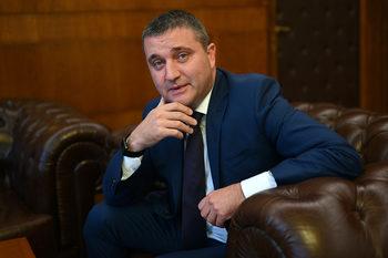 Горанов: България ще влезе в ERM II до края на април
