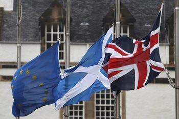 Въпросът за независимост не е в бюлетината за изборите, но е в умовете на шотландците