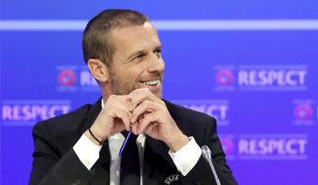 Чеферин обеща включване на повече жени и цветнокожи в комисиите на УЕФА