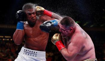 Анди Руис иска да остави следа с доминация в бокса