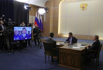 Русия пусна първия от три големи планирани газопровода