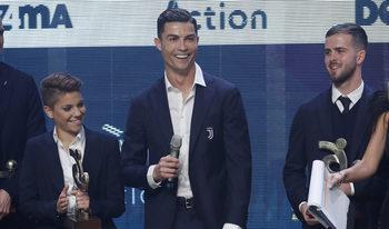 Роналдо: Съперничеството ми с Меси едва сега започва