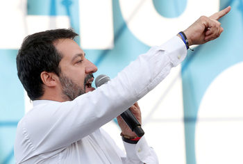 """Салвини бойкотира """"Нутела"""", защото не е достатъчно италианска и ползва турски лешници"""