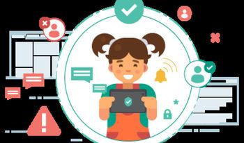 Приложения помагат на родителите да опазят децата си от заплахите в интернет