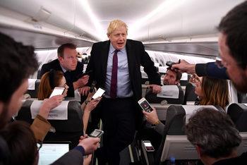 """""""Наистина любов"""" също влезе в предизборната кампания за Брекзит"""