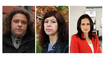 """Трима журналисти са """"Човек на годината"""" за 2019 г."""