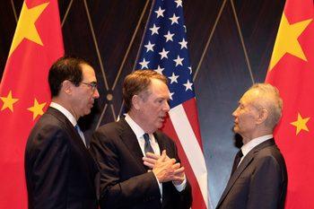 САЩ очаква двойно увеличаване на износа си за Китай след сключеното споразумение