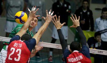 Волейболистите победиха Египет в контрола