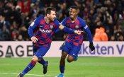 Меси измъкна Барселона в дебюта на Кике Сетиен