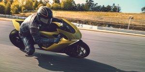 Damon Hypersport: електрически мотоциклет с огромен пробег