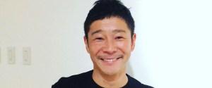 Японски милиардер ще плаща ББД на своите последователи в Twitter