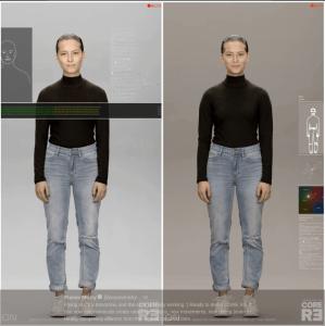 Neon: Роботът с изкуствен интелект на Samsung идва на CES 2020