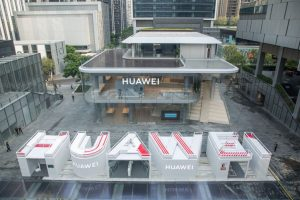 Отвори врати първият смарт магазин на Huawei с роботи вместо продавачи