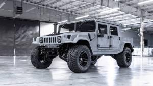 General Motors подготвя анонс на електрическия пикап Hummer