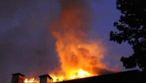 Пламъци в комини и сухи треви гасиха плевенските огнеборци вчера
